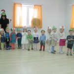 детские танцы в детском саду